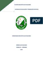 SISTEMA DE EVALUACIÓN Y PROMOCIÓN INSTEVOL 2015.pdf