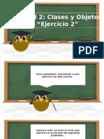 Programacion Orientada a Objetos.ejercicio