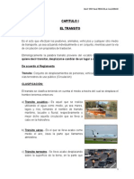 Transito i - Doctrina
