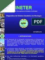 08 Medrano 2013 Diagnostico Sistema Geodesico Nicaragua