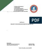 analisis y aplicacion de estadistica descriptiva carmen