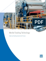 Seals and Sealing Systems for Presses