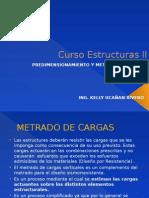 Estructuras I Predim y Metrado de Cargas