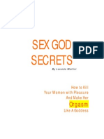 Sex God Secrets