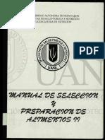Requisitos de un establecimientos para la planeacion de menus para los servicios de alimentacion, en la materia de alimentacion institucional de la UNAM