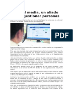 Notas - Social Media
