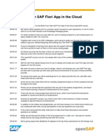 OpenSAP Fiuddddx1 Week 1 Transcript