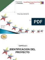 Diapositivas Modelo Proyecto Junio 2014