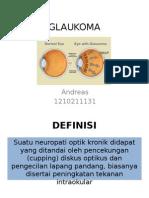 Glaukoma Idk Fix