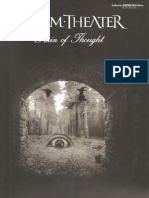 Dream Theater - Train of Thought Tab Book