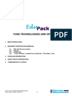 Fuse Technologies and Operation