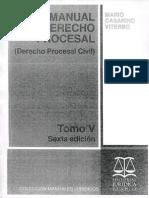 Derecho Procesal Civil - Mario Casarino