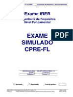 IREB CPRE FL PracticeExaminationQuestionnaire Set BR 2012-Public V1.4 Oficial