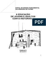 Caderno Pedagógico EJA Fátima 2012 2013
