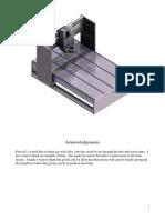 CNC Router Aluminio