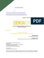 Revista Ciencia Hoy