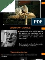 Valoración afectiva
