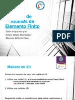 4 T AEF Mallado3D