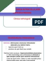 deshidratarea intracelulara studenti