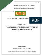Branchpredictorscomputerarchitecture5thmay2014 140610214235 Phpapp02 (1)