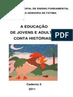 Caderno Pedagógico EJA Fátima 2011 2