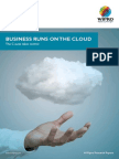 Modern Businesses Run on the Cloud