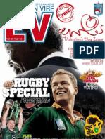 European VIbe Magazine February 2010