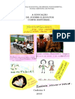 Caderno Pedagógico EJA Fátima 2010