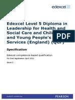 Edexcel Level 5