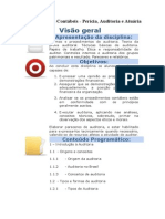 Wa1 - Ciências Contábeis - Perícia, Auditoria e Atuária.doc