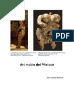 Art moble del Plistocè
