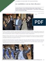 Massa Presentó a Sus Candidatos Con Un Claro Discurso Opositor - Télam - Agencia Nacional de Noticias