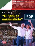 Boletín Nº 23 del Grupo Parlamentario Nacionalista Gana Perú
