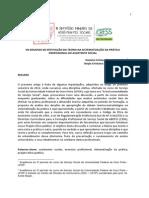 OS DESAFIOS DE EFETIVAÇÃO DA TEORIA NA SISTEMATIZAÇÃO DA PRÁTICA PROFISSIONAL DO ASSISTENTE SOCIAL.pdf