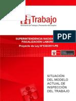 Superintendencia Nacional Fiscalizacion Laboral