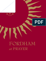 Fordham at Prayer