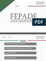 Delitos Electorales Lgmde 2015