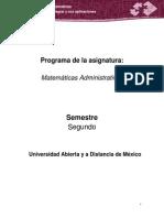Unidad 4. Cálculo Integral y Sus Aplicaciones