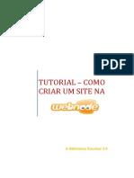 Tutorial Webnode