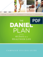PLAN DANIEL Campaign Success Guide