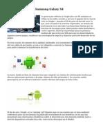 Las Novedades Del Samsung Galaxy S4