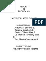 Antineoplastic