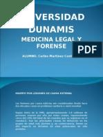 Medicina Legal y Forense (Carlos)