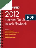 2012 Tax School Playbook 7-11 (1) - Copy