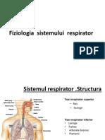 Curs 5 Respirator