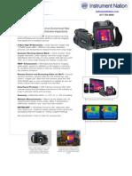 FLIR T600 Datasheet