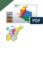 Caracterización de La Región Caribe