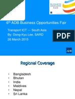 2 Transport ICT-SARD by DKLee 24Mar2015
