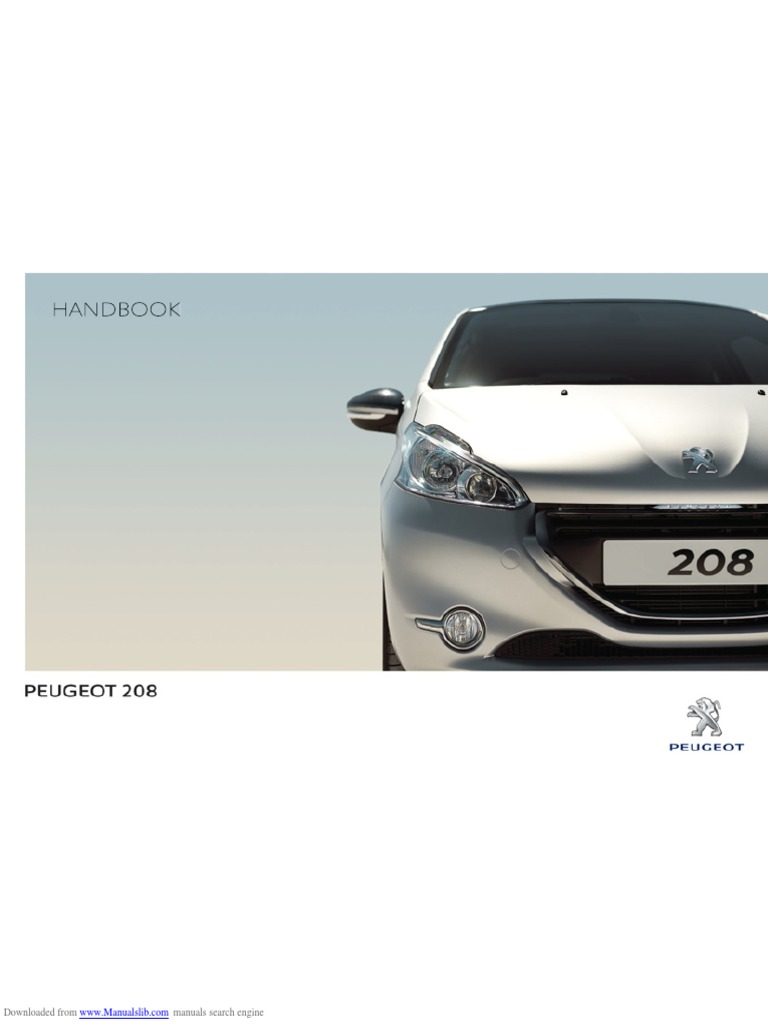 Peugeot 208 User Manual Transmission Mechanics 206 Fuse Box Buzzing