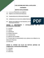 Efectos de La Inflacion en La Informacion Financiera